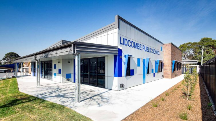 Lidcombe Public